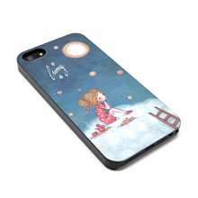 "Чехол для iPhone 5/5S/SE ""Lumy - Everyone has dreams"""
